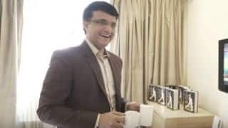 Watch Ganguly answer 38 off-beat questions; from