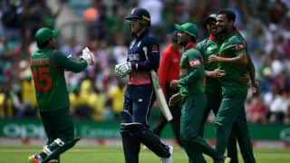 Need to rethink about team balance, says Mashrafe Mortaza after Bangladesh's loss to England in ICC Champions Trophy opener