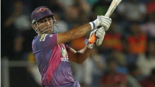 एमएस धोनी ने बताया कि कैसे उन्होंने अंतिम ओवर में दिलाई अपनी टीम को जीत