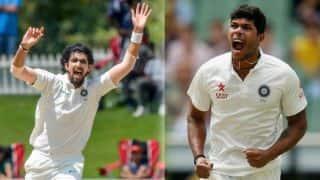 'उमेश यादव, इशांत शर्मा को करनी होगी तेज गेंदबाजी अटैक की अगुवाई'
