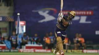 KKR Batsman Nitish Rana Tests COVID-19 Negative Will Start Training Shortly
