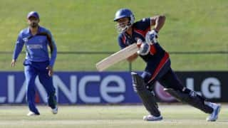 Live Cricket Score, Nepal vs Afghanistan, ICC World Cup Qualifiers 2018, Match 16: AFG win by 6 wickets