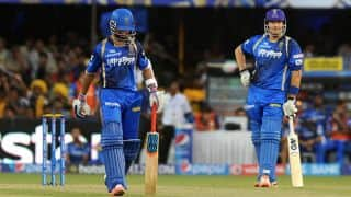 IPL 2015: Rajasthan Royals summed up the conditions quickly, Shane Watson