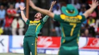 Australia vs South Africa 2014,1st ODI at Perth: Dale Steyn gets Michael Clarke