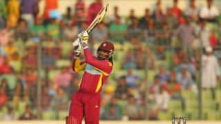 Live Cricket Score South Africa vs West Indies 2014-15, 2nd T20I at Johannesburg: West Indies win by 4 wickets and 4 balls to spare