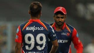 IPL 2017: Robin Uthappa's dropped catch cost Delhi Daredevils (DD) the match, says Sanju Samson post Kolkata Knight Rider's (KKR) victory