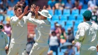 1st Test: Duanne Olivier's six wickets scripts Pakistan's downfall