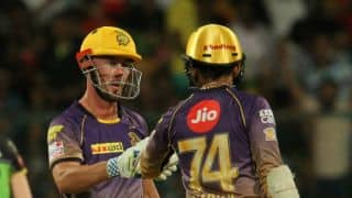 Narine, Lynn help KKR register highest ever powerplay score in IPL