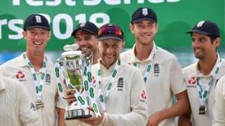 5th Test: Rahul, Pant centuries in vain as England win 4-1