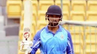 Vijay Hazare Trophy 2019-20: Manish Pandey, KL Rahul power Karnataka to 79-run win over Chhattisgarh