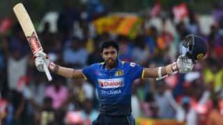 निदास ट्रॉफी 2018, चौथा टी20: कुसल मेंडिस ने जड़ा अर्धशतक; शार्दुल ठाकुर ने श्रीलंका को 152/9 पर रोका