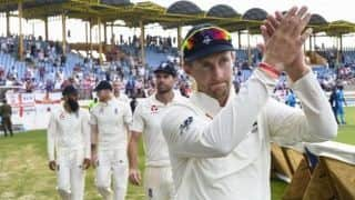 Nice to finish on a win: Joe Root