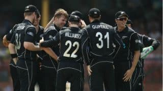 New Zealand v Bangladesh at Nelson, 3rd ODI: New Zealand beat Bangladesh by 8 wickets