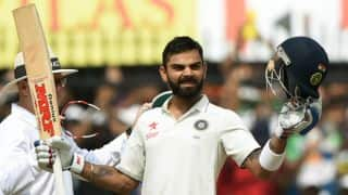 India vs New Zealand, 3rd Test: Virat Kohli's second double-hundred puts India in driver's seat