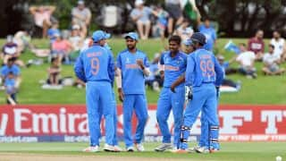 ICC U-19 World Cup 2018 final: Indian bowlers restrict Australia to 216