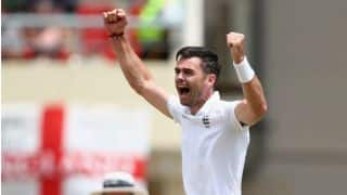 West Indies 36/2 at lunch on Day 1 of 2nd Test against England at Grenada
