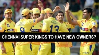 CSK to be transferred to new subsidiary of India Cements