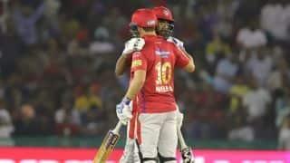 राजस्थान को 12 रन से हराकर पंजाब ने दर्ज की 5वीं जीत