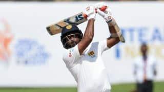 Sri Lanka pile 461-7 against Pakistan before dinner on Day 2, 2nd Test