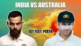 India vs Australia 2018, 2nd Test, Day 1 Live Cricket Score and Updates: Australia openers off to safe starts
