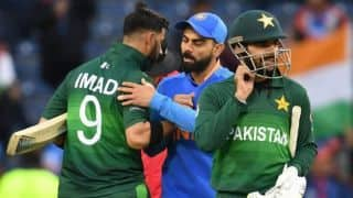 'Players eating burger and pizza before match' – Pakistan fans rip into team after crushing defeat to India
