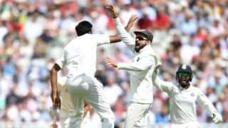 कोहली और अश्विन ने बिछाया जाल, 69 रन पर 6 अंग्रेज बल्लेबाज चित