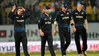 श्रीलंका के खिलाफ टी20 मैच में न्यूजीलैंड की कप्तानी करेंगे साउदी, विलियमन को आराम