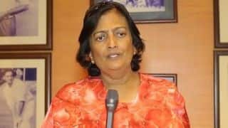 Honour and recognition for women's cricket: Shantha Rangaswamy on her appointment in CAC to pick India coach