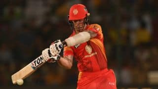 Luke Ronchi, Shadab Khan star in Islamabad United's 2nd title; win PSL 2018