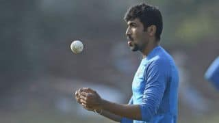Jasprit Bumrah out of contention for second Test: Bharat Arun