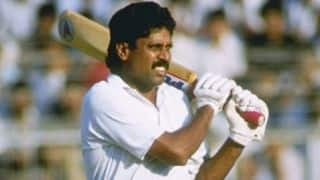 Kapil Dev goes berserk on variable pitch at Madras