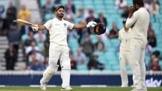 Tea report: Centurions Rahul, Pant keep raise hopes of improbable India win