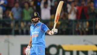India vs New Zealand, 1st ODI at Dharamsala, Highlights: Virat Kohli's lively half-century, Hardik Pandya's debut and other key moments