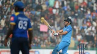 MS Dhoni surpasses Suresh Raina; becomes India's 3rd highest run-scorer in T20Is