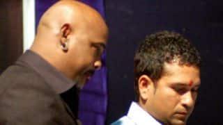 Sachin Tendulkar says he led a lifestyle different from that of Vinod Kambli