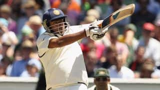 India vs England, 4th Test at Manchester: Ravichandran Ashwin, MS Dhoni rebuild; score 101/6
