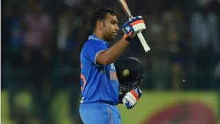 India vs Australia 2015-16, 2nd ODI: Rohit Sharma's second successive century overshadowed by Australia's victory