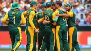 Cricket South Africa apologise over 'Arfica' cup spelling blunder