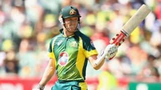 England restrict Australia to 217/9 in 5th ODI at Adelaide