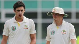 Starc backs Siddle to become integral part of Australia's Test set-up