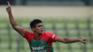 India bundled out for 105 against Bangladesh in 2nd ODI at Dhaka