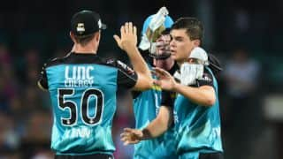 Vettori confident of Swepson doing well