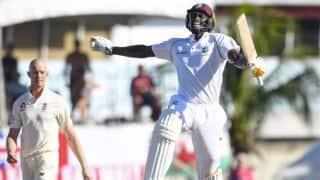 Jason Holder achieves long-cherished Test double to bury England