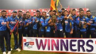 3rd T20I: Oshada and bowlers star as Sri Lanka complete 3-0 sweep over Pakistan