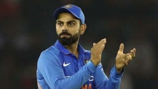 We are absolutely clear about our World Cup squad: Virat Kohli