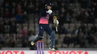 England vs West indies, 5th ODI: Jonny Bairstow's century take england to 9 wickets win; Hosts clinch the series with 4-0