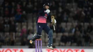 जॉनी बैरस्टो के शानदार शतक की मदद से पांचवें वनडे में इंग्लैंड ने वेस्टइंडीज को 9 विकेट से हराया