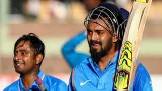 India vs Zimbabwe 2016, 1st ODI at Harare: Jasprit Bumrah's 4-28, KL Rahul's debut ton and other highlights