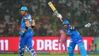 IN PICS: IPL 2019, RR vs DC, Match 40
