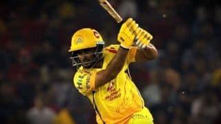 रायडू ने 118वीं पारी में बनाया आईपीएल शतक, फिर भी कोहली से आगे